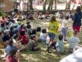Campamentos de verano en los distritos