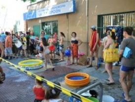 Los vecinos del barrio de la Concepción denuncian que la piscina municipal lleva cuatro años cerrada