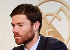 Xabi Alonso deja la selección española