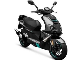 Cuarta versión del Scooter deportivo de Peugeot