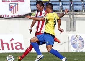 El Atleti se impuso al Cádiz.