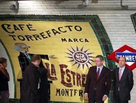 El Andén 0 vuelve al origen del Metro