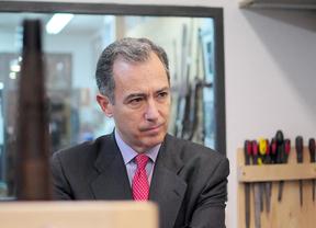 Enrique Ossorio, consejero Economía y Hacienda de la Comunidad de Madrid