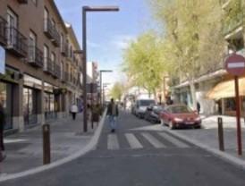 Valdemoro estrena la reformada calle Estrella de Elola