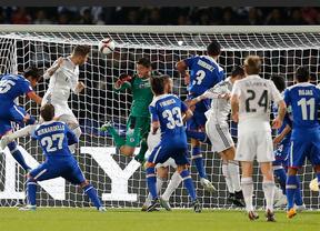 El Real Madrid, a la final como un ciclón