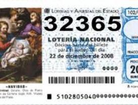 La Lotería de Navidad deja 210 millones en Madrid