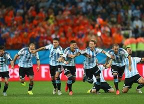 Argentina es finalista 24 años después