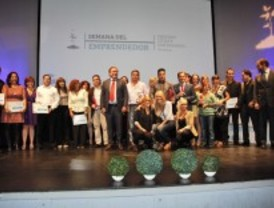 Entregados los Premios Getafe Empresarial