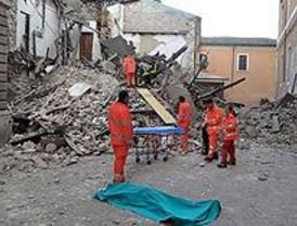 Tres estudiantes de la Complutense afectados por el terremoto en Italia