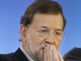 Rajoy siguió con semblante serio el desarrollo del desfile