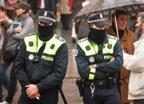 Policías de Madrid: