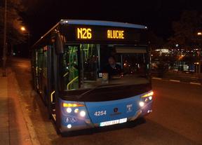 Modificaciones en las líneas 17, 103 y N26 de la EMT