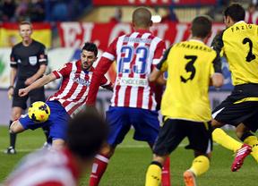 El Sevilla se interpone entre el Atleti y el liderato