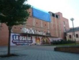 Los vecinos de Usera se concentran este domingo contra el desalojo del centro social de 'La Osera'