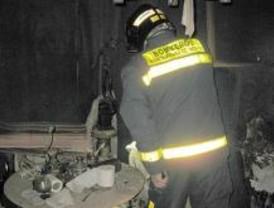 Dos personas mueren intoxicadas por un incendio en su casa