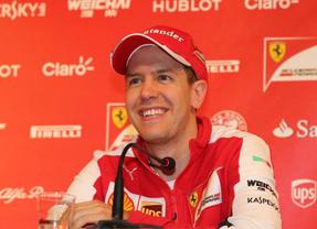 Sebastian Vettel (Ferrari), mejor tiempo en el primer día de test