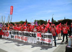Coca-Cola reincorporará a los 351 afectados por el ERE