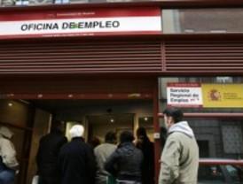 Nueva subida del paro en enero en Madrid