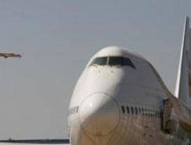 Iberia cancela 210 vuelos en Barajas