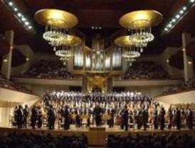 La Orquesta Nacional actuará al aire libre en septiembre