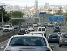 Operación salida tranquila en las carreteras madrileñas