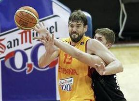 España arrolla a Alemania en el segundo examen previo al Eurobasket