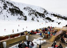 Buenas condiciones de nieve y temperaturas agradables en Grandvalira