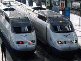 Adif invertirá 2,4 millones en el AVE Madrid-Segovia-Valladolid