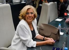 Carmena renuncia al banco público y los sindicatos puntualizan su propuesta de cooperativas de limpieza en colegios