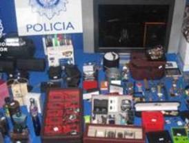 Detenido un asaltante que perdió su móvil en la casa donde cometía un robo