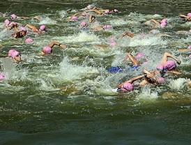 La IV edición del Triatlón Juan Carlos I reúne a un millar de atletas