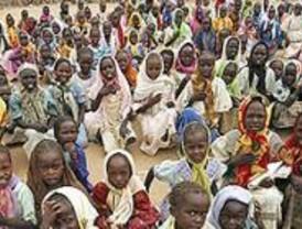 Rivas despide a los niños saharauis con una fiesta