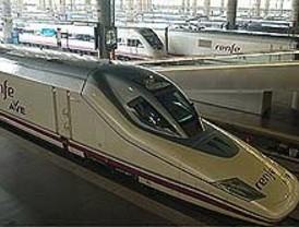 El Ave a Barcelona supera los 300.000 viajeros durante su primer mes