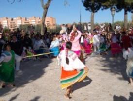 Parla celebra la fiesta en honor a la virgen del Quinche, patrona de Ecuador