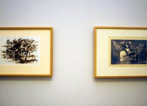 Los universos paralelos de Goñi y Goya