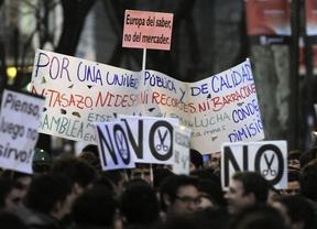 24 de octubre: primera huelga general del curso escolar