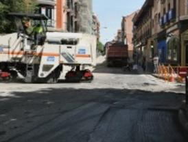 Leganés mejora la avenida de Fuenlabrada