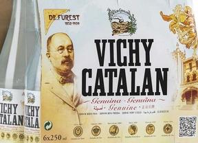 Vichy Catalán homenajea a su fundador, Modest Furest