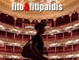 Fito y Fitipaldis tocarán el 11, 12, 14 y 15 de diciembre en Madrid