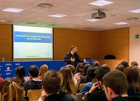 Jornada sobre Cooperación Internacional
