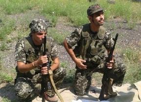 Detenidos ocho combatientes tras participar en el conflicto de Ucrania