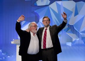 Rajoy advierte que el domingo hay que elegir entre el PP o el