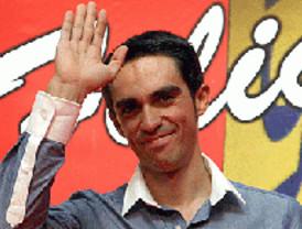 Contador regresa a la competición con la Vuelta