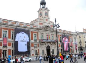 Madrid, capital del 'triplete'