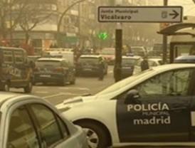 Pasa a disposición judicial el único sospechoso del suceso de Vicálvaro