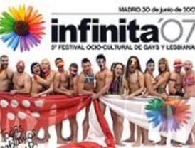 La quinta edición de 'Infinitamentegay' se celebrará el 30 de junio