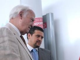 Echeverría cree que el PSOE 'quiere copiar' al PP