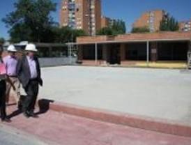 Alcorcón aprueba la contratación de 15 profesores para la escuela infantil Polvoranca