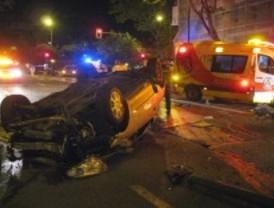 Fallece una joven y otras dos resultan heridas en un accidente de tráfico en Mariano de Cavia