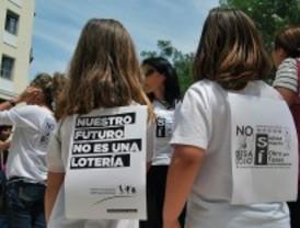 El Ayuntamiento ya no quiere trasladar a los alumnos de San Ildefonso, pero no se compromete